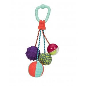 B. Toys Gryzak z piłeczkami sensorycznymi