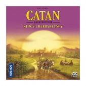 Catan Kupcy i Barbarzyńcy - Osadnicy z Catanu Kupcy i Barbarzyńcy