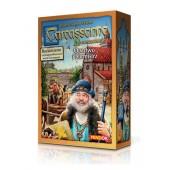 Carcassonne - Opactwo i burmistrz 2016
