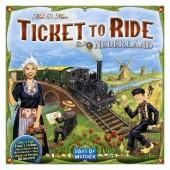 Ticket to Ride: Holandia