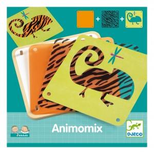 Gra logiczna - Animomix