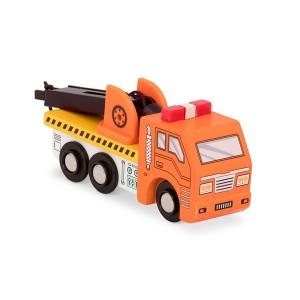B. Toys Drewniane autko - Dźwig