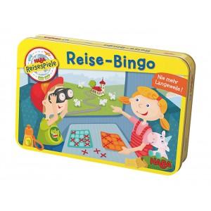 Bingo podróżne - auto bingo