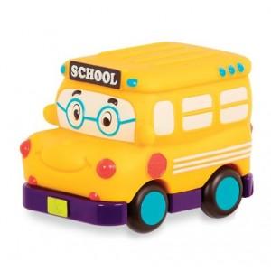 B. Toys Mini samochodzik Żółty Autobus