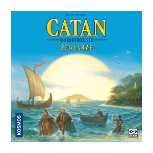 Catan Żeglarze - Osadnicy z Catanu Żeglarze