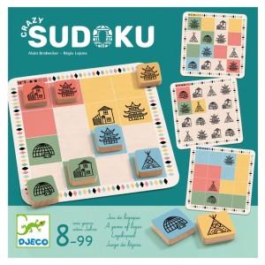 Crazy Sudoku - Szalone sudoku