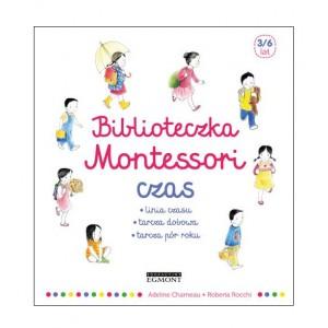 Biblioteczka Montessori - Czas