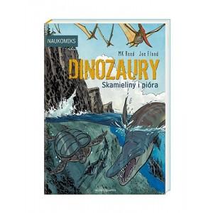 Dinozaury - skamieliny i pióra