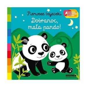 Akademia mądrego dziecka - Dobranoc mała pando