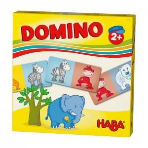 Domino Zwierzęta w zoo