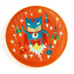 Dysk - Frisbee Super Bohater