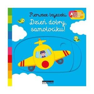 Akademia mądrego dziecka - Dzień dobry samolociku