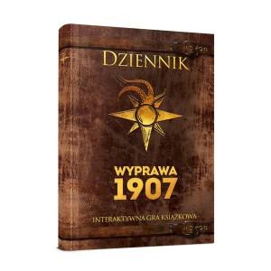 Interaktywna gra książkowa - Wyprawa 1907