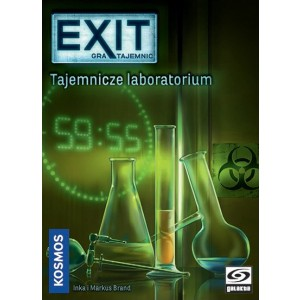 Exit Tajemnicze laboratorium  (escape room)