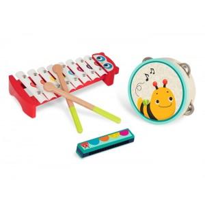 B. Toys Zestaw drewnianych instrumentów