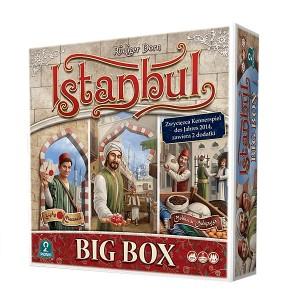 ISTANBUL BIG BOX Podstawa + 2 dodatki