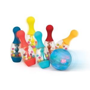 B. Toys Let's Glow Bowling – kręgle