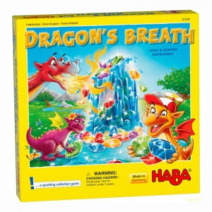 Dragon Breath - Oddech smoka