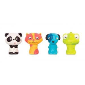 B. Toys Pacynki na palce - panda