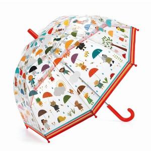 Parasolka - W deszczu