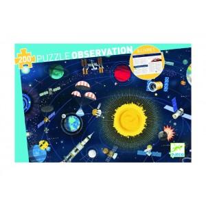 Puzzle observation - Kosmos
