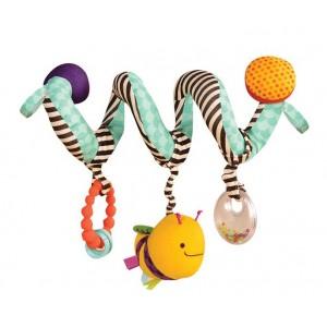B. Toys Aktywna spirala sensoryczna dla niemowląt.