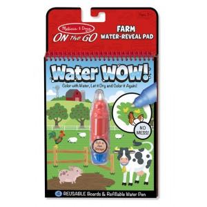 Water Wow - kolorowanka wodna Farma