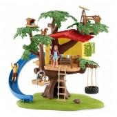 Schleich - Domek na drzewie