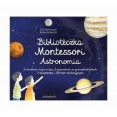 Biblioteczka Montessori - Astronomia