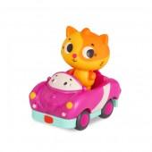 B. Toys Autko sensoryczne wyścigówka z kotkiem