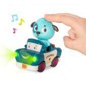 B. Toys Autko sensoryczne radiowóz z pieskiem