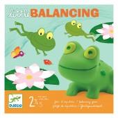Little balancing - Balansujące żabki