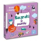 Piszę i zmazuję Bazgraki w podróży