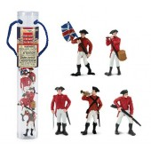 Safari Ltd Figurki Żołnierze Rewolucja Brytyjska