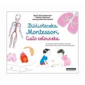 Biblioteczka Montessori - Ciało człowieka