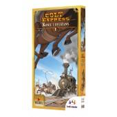 Colt Express Rozszerzenie Konie i Dyliżans