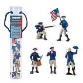 Safari Ltd Figurki Żołnierze Armia Kontynentalna