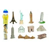 Safari Ltd  Figurki Zabytki świata