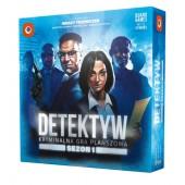 Detektyw Sezon 1 - kryminalna gra planszowa