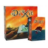 Zestaw Dixit + Dixit 2