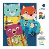 Locktou - zwierzątka zamki
