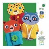 Ziptou - zwierzątka zapięcia