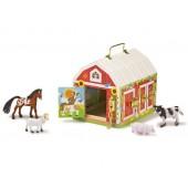Domek Farma  - zamki