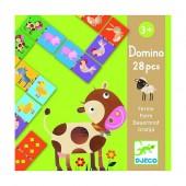 Domino Dwustronne Farma