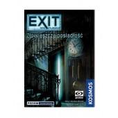 Exit Złowieszcza posiadłość (escape room)
