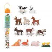 Safari Ltd Figurki Zwierzęta farma dzieci