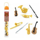 Safari Ltd Figurki Instrumenty muzyczne