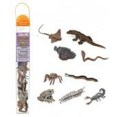 Safari Ltd  Figurki Jadowite stworzenia