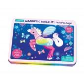 Układanka magnetyczna Magiczne jednorożce
