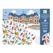 Kalkomania - Castle Vaux le Vicomte